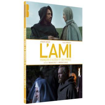 L'Ami, François d'Assise et ses frères DVD