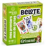 Jeu de cartes France Cartes Grimaud Junior - Belote !