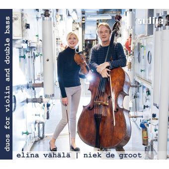 Duos contemporains pour violon et contrebasse