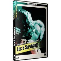 Les Cinq survivants DVD