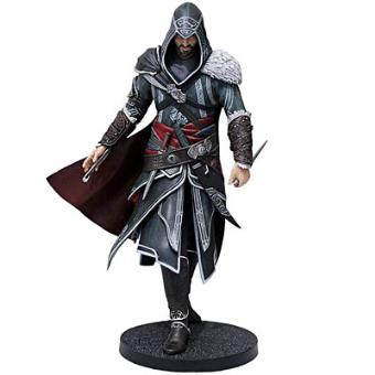 Figurine Assassin S Creed Revelations Ezio Noir Jeux Video Achat Prix Fnac