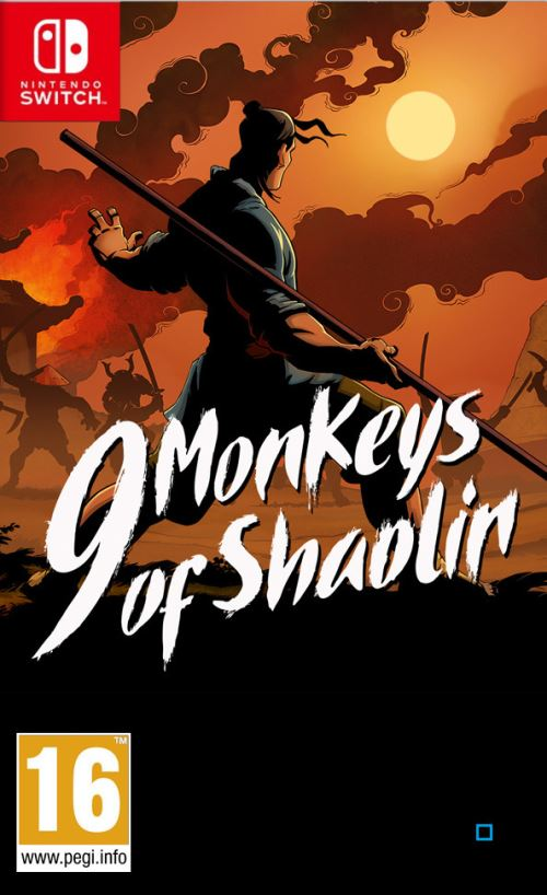 9 Monkeys of Shaolin Nintendo Switch