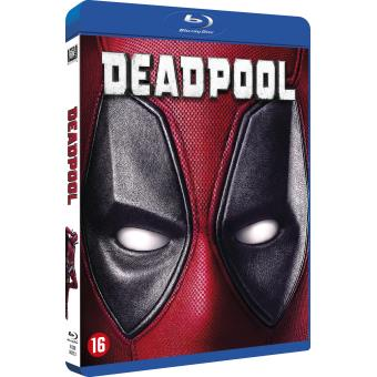 DeadpoolDeadpool Blu-ray