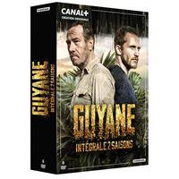 Coffret Guyane Saisons 1 et 2 DVD