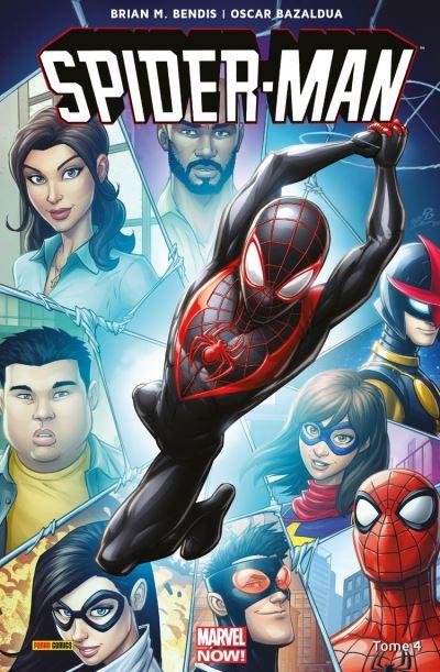 Spider-Man T04 - Leçon de vie - 9782809481853 - 12,99 €