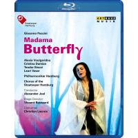 Madame Butterfly Blu-Ray