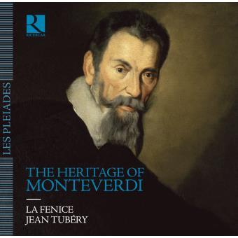 HERITAGE DE MONTEVERDI/7CD