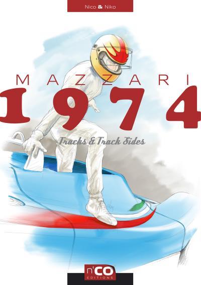 Mazzari 1974, tracks & track sides