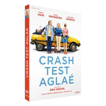 Crash test Aglaé DVD