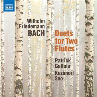 Six duos pour deux flutes