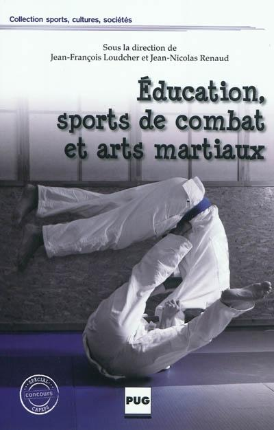 Education, sports de combat et arts martiaux