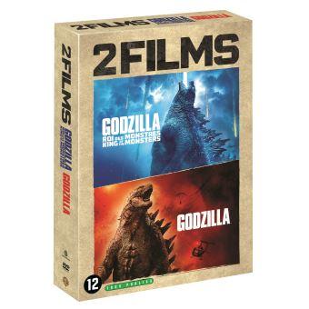 Godzilla, la trilogieCoffret Godzilla et Godzilla 2, roi des monstres DVD