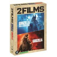 Coffret Godzilla et Godzilla 2, roi des monstres DVD