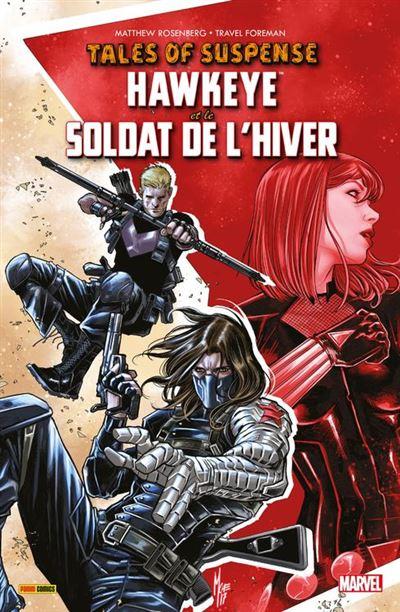 Tales of Suspense - Hawkeye et le Soldat de L'Hiver - 9782809479737 - 9,99 €