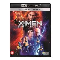 X-men: Dark phoenix-BIL-BLURAY 4K