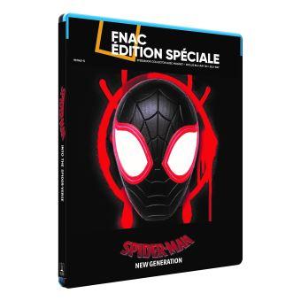 Spider-ManSpider-Man : New Generation Steelbook Edition Spéciale Fnac Blu-ray 3D