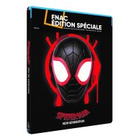 Spider-Man : New Generation Steelbook Edition Spéciale Fnac Blu-ray 3D