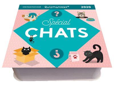 Quizmaniak Spécial Chats 2020