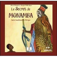 Le Secret de Monamba - Yéwandé - Livre + CD