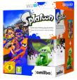 Pack Nintendo Splatoon Wii U + Figurine Amiibo Squid