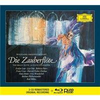 Die Zauberflöte - 2CD + Blu-ray