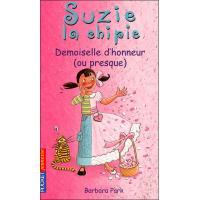 Suzie la chipie - tome 13 Demoiselle d'honneur (ou presque)