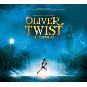 OLIVER TWIST LA COMEDIE MUSICAL