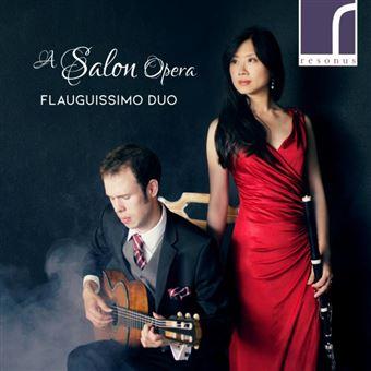 A salon opera/duos pour flute et guitare