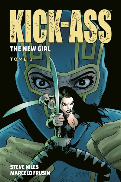 Kick Ass: The new girl