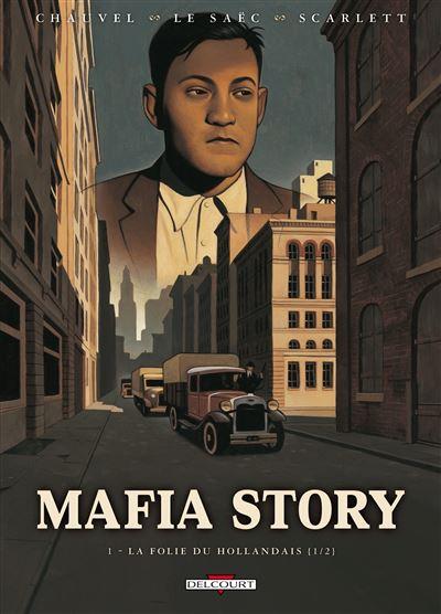 Mafia Story T01 Mafia Story