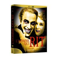 L'homme qui rit Combo Blu-ray DVD