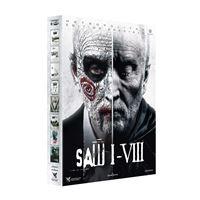 Coffret Saw L'intégrale 8 Films DVD