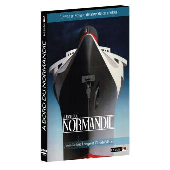 A bord du Normandie DVD