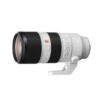 Photo de sony-fe-70-200-mm-f2-8-gm-blanc-et-noir