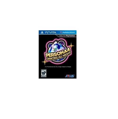 Persona 4 Dancing All Nights PS Vita