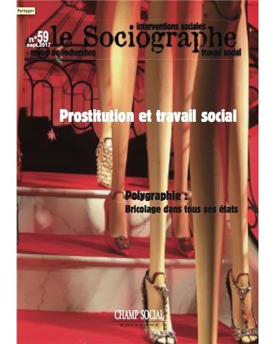 Prostitution et travail social - Irts Languedoc Roussillon