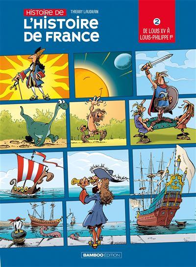 L'histoire de l'histoire de France