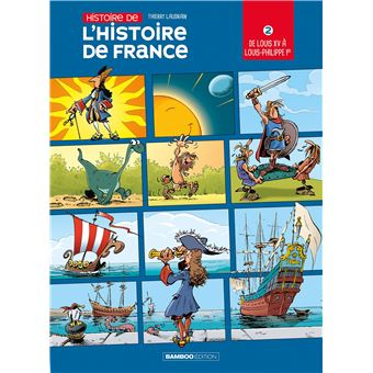 L Histoire De L Histoire De France Tome 2 L Histoire De L Histoire De France