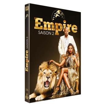 EmpireEmpire Saison 2 Coffret DVD
