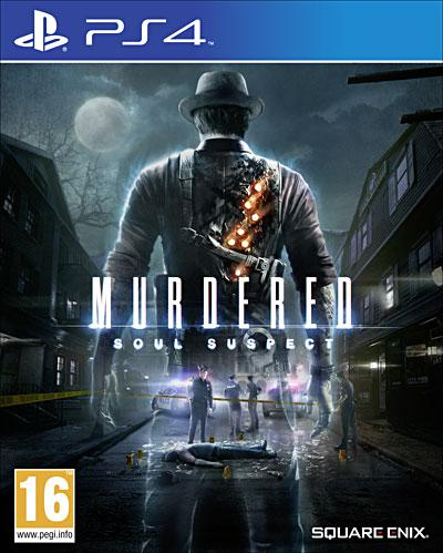 Murdered Soul Suspect PS4 - PlayStation 4
