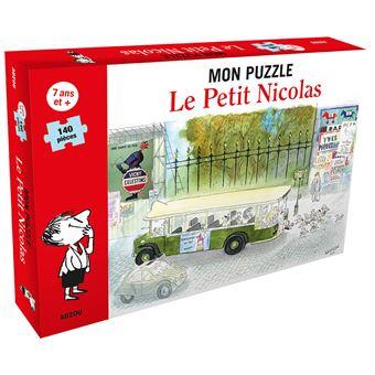 Le Petit NicolasLe puzzle du petit Nicolas