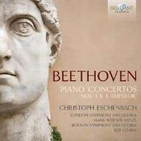Concertos pour piano n° 3 & 5