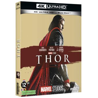 ThorThor Blu-ray 4K Ultra HD