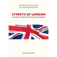 Streets of london - histoire du rock dans les rues...