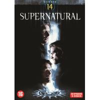 Supernatural Saison 14 Bill DVD
