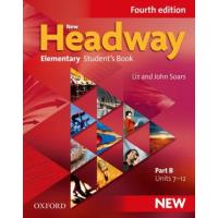 New headway : elementary , fourth edition