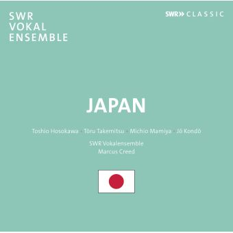 JAPON/OEUVRES CHORALES