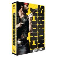 Chuck Norris Coffret 6 DVD Edition Steelbook Limitée