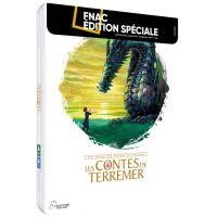 Les Contes de Terremer Boîtier Métal Exclusivité Fnac Combo Blu-ray DVD