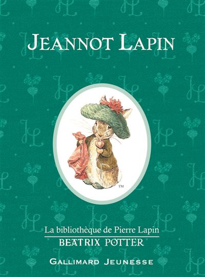 Pierre Lapin -  : Jeannot Lapin